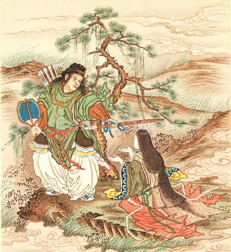 traditional-japanese-samurai-art