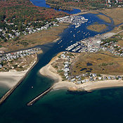 Marshfield aerial photos
