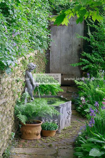 la photothèque   LES PLUS BEAUX JARDINS   Jardin de style Anglais ...