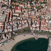 Sanremo aerial photos