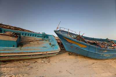 Wrecked Dreams Lampedusa photos