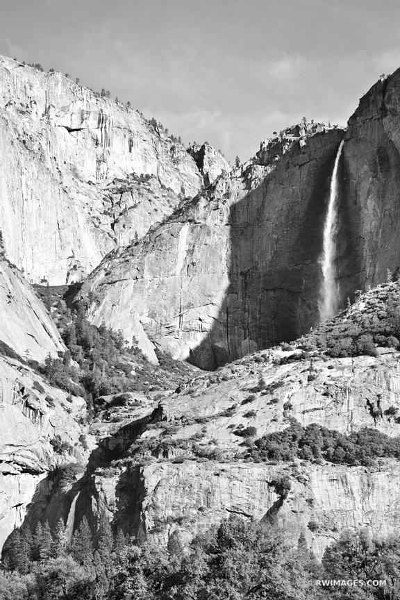 Photo print of yosemite falls yosemite national park for Buy fine art photography