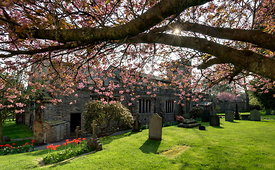 Sedbergh church