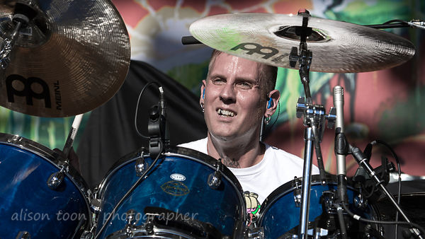 Brann Dailor, Drums, Mastodon, Sacramento, Aftershock 2014