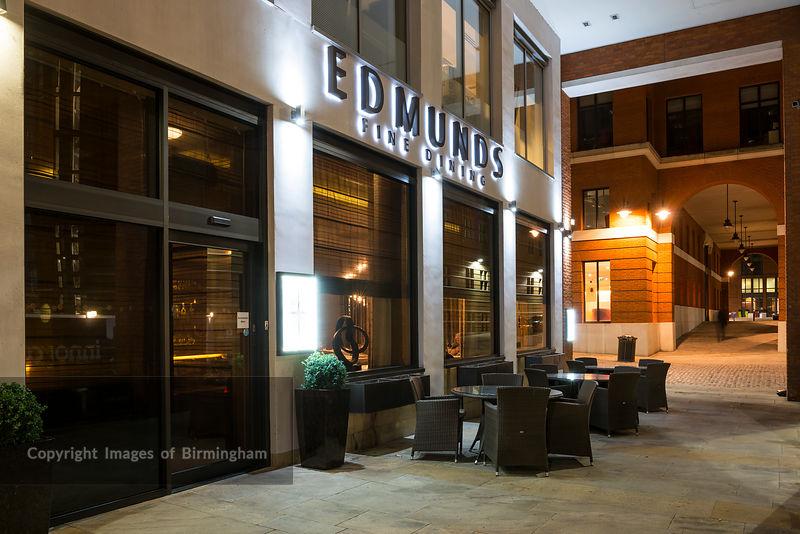 Fine Dining Restaurants West Midlands