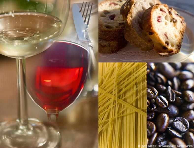 Art Gallery Food Ideas Food Wine Art   Gallery of