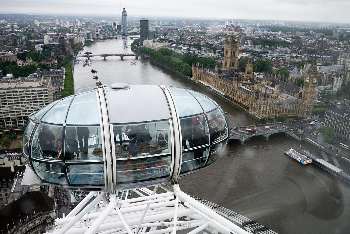 ira block photography london eye a giant ferris wheel situated on