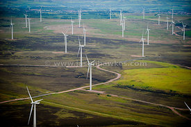 Black Law Wind Farm, Lanarkshire, Scotland
