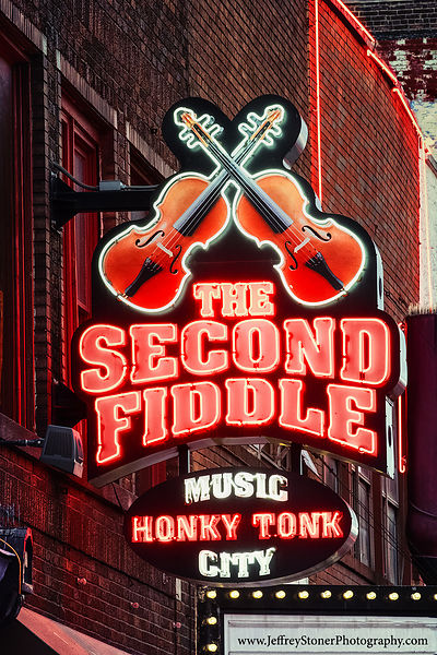 Jeffrey Stoner Photography The Second Fiddle