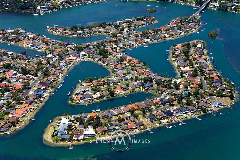 St Huberts Island Nsw