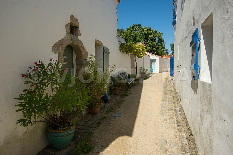 Photos ruelles de noirmoutier en l ile - Office de tourisme noirmoutier en l ile vendee ...