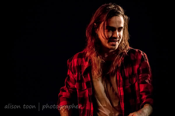 Chris Roetter, vocals, Like Moths To Flames, Sacramento