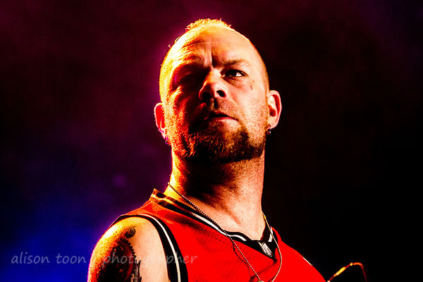 Ivan Moody, Five Finger Death Punch, Aftershock 2013