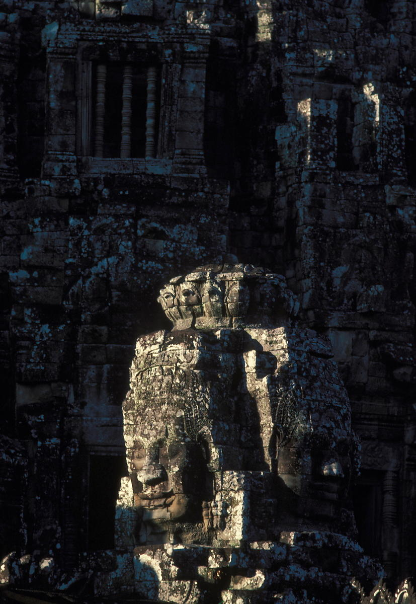 Bayon terrace