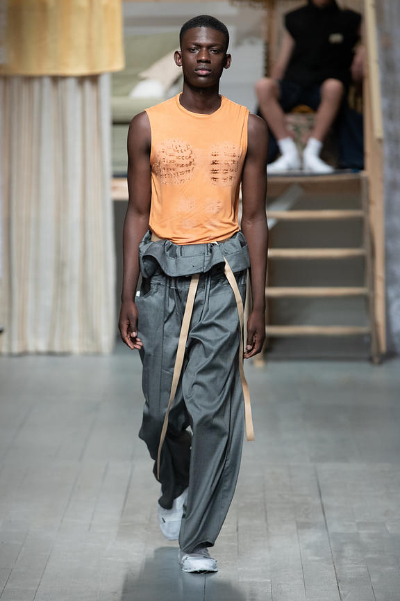 Chris Yates Photography London Fashion Week Mens Sring Summer 2019