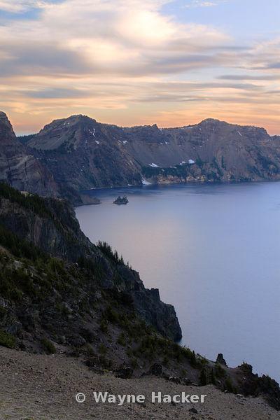 Crater Lake National Park, 2010.