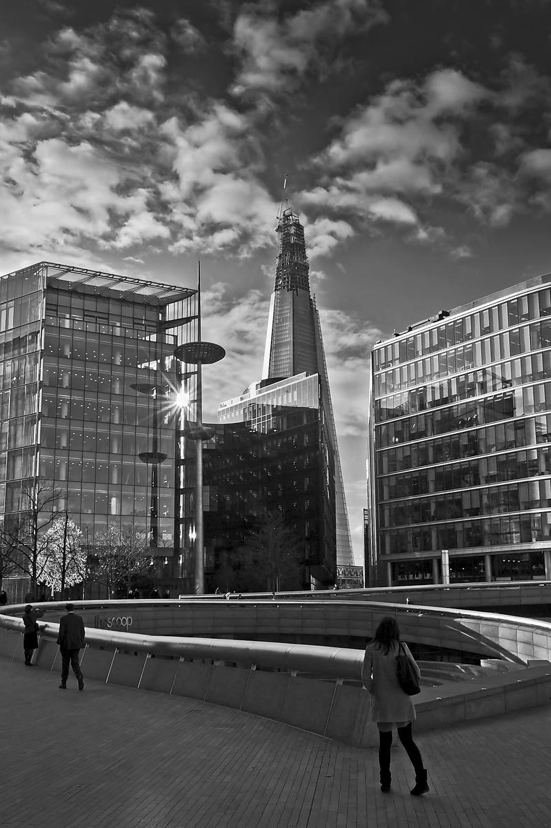 The Shard from the Scoop