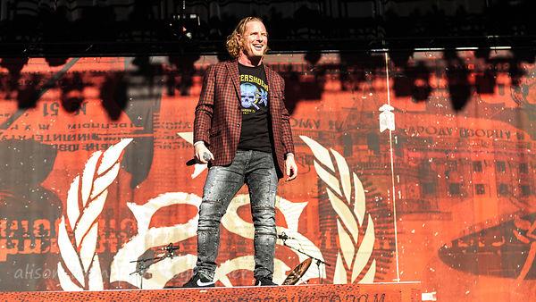 Corey Taylor, vocals, Stone Sour