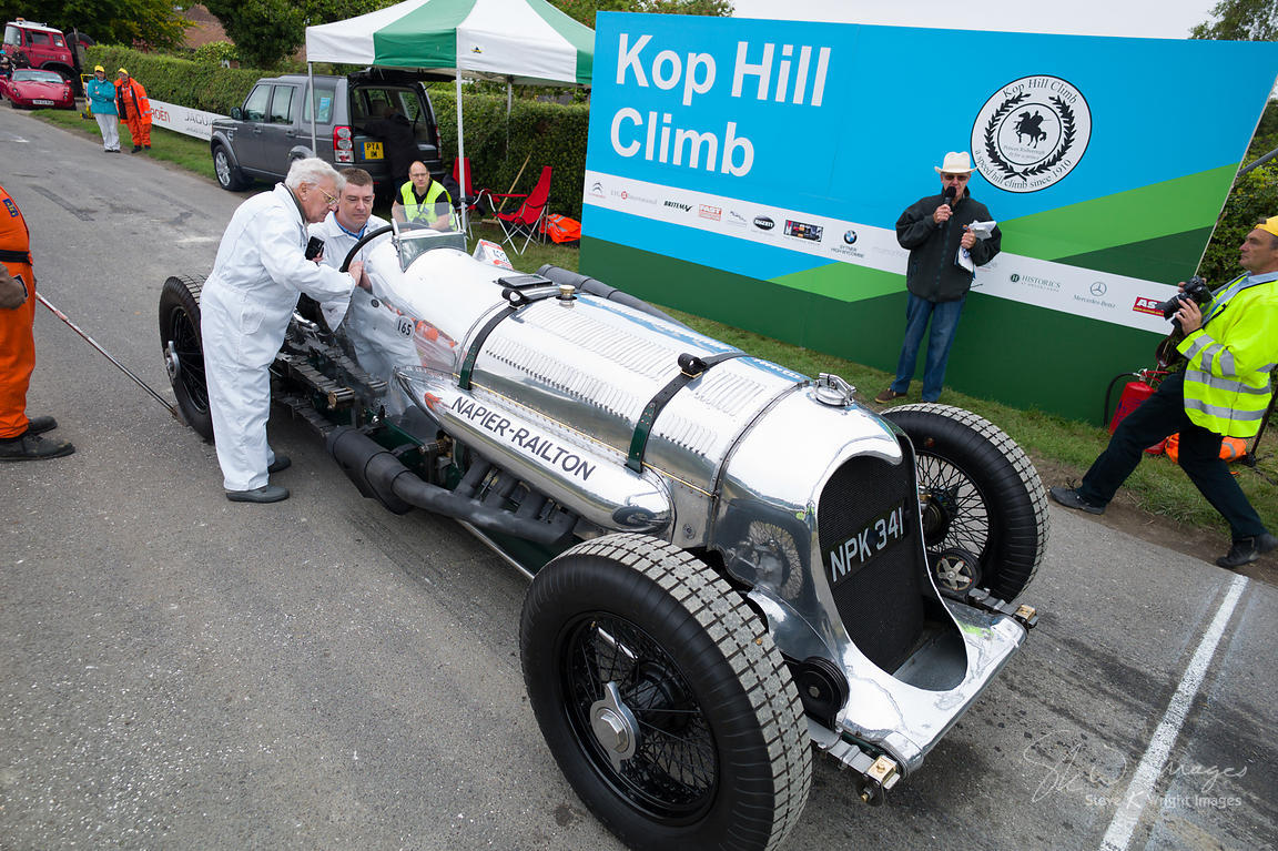 Skw Images Napier Railton Track Racer  Cylinder 1933 The Car That Broke 47 World S D Records And Is The All Time Lap Record Holder At