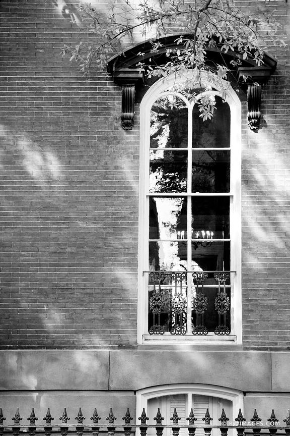 Photo print of savannah georgia black and white vertical for Buy fine art photography