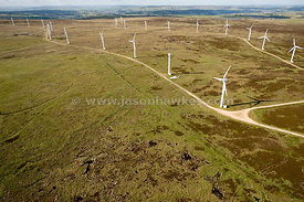 Ovenden Wind farm, Oxenhope, West Yorkshire