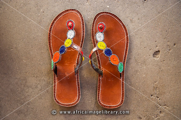 c900165eb403 Photos and pictures of  Beaded sandals for sale