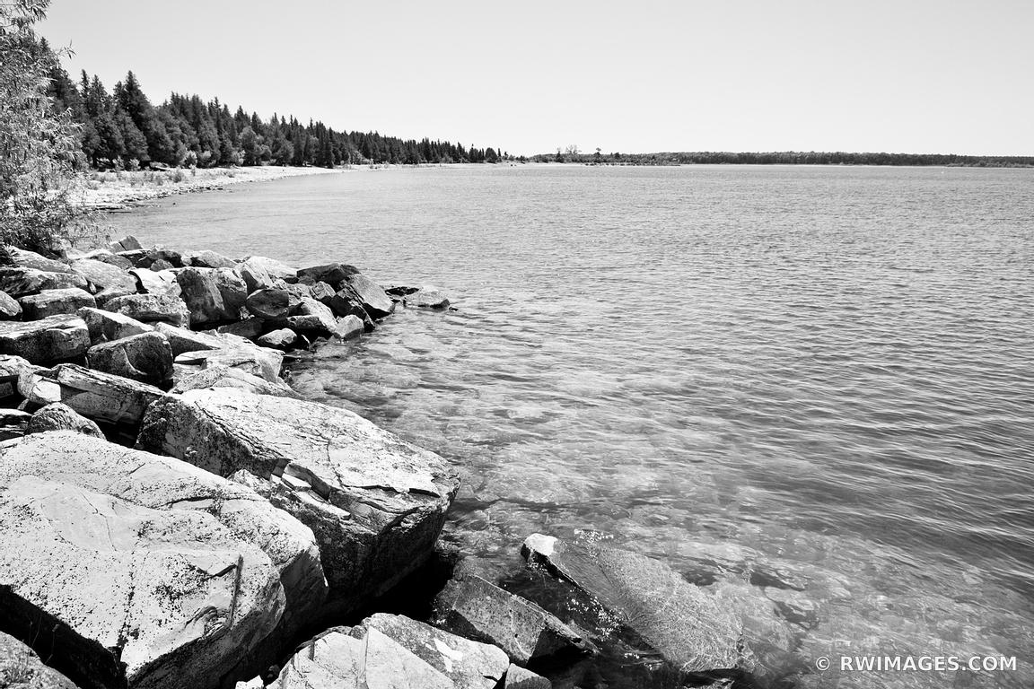 Photo print of rock island state park door county for Large photographic prints for sale