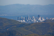 San Francisco from Marin County