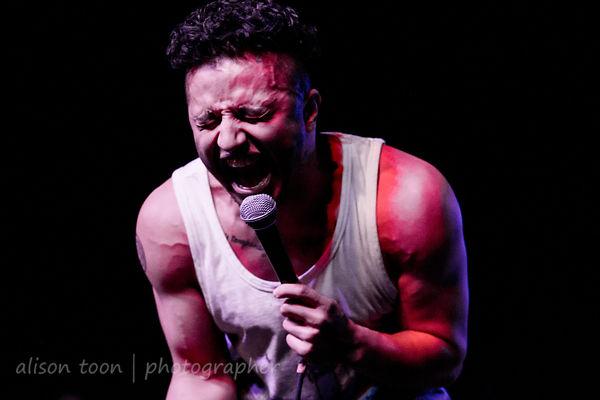 Nick Astacio, Lionfight live Sacramento 2014