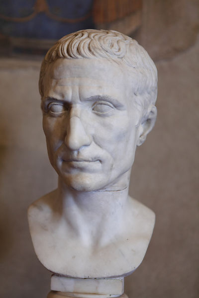 Marble Bust Of Julius Caesar Quot Portraits The Many Faces