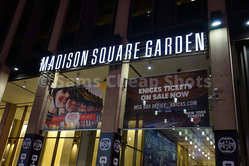 Photos: Sadam Ali Putting In Work For Miguel Cotto Clash   Boxing News. Madison  Square Garden Box Office.