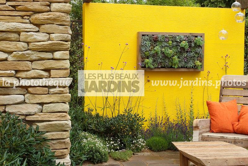 La Photothèque Les Plus Beaux Jardins Décoration Murale Sur Mur