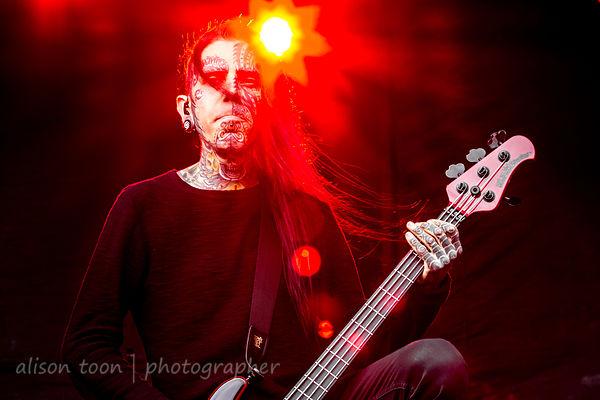 Alessandro Paveri, bass, Gemini Syndrome