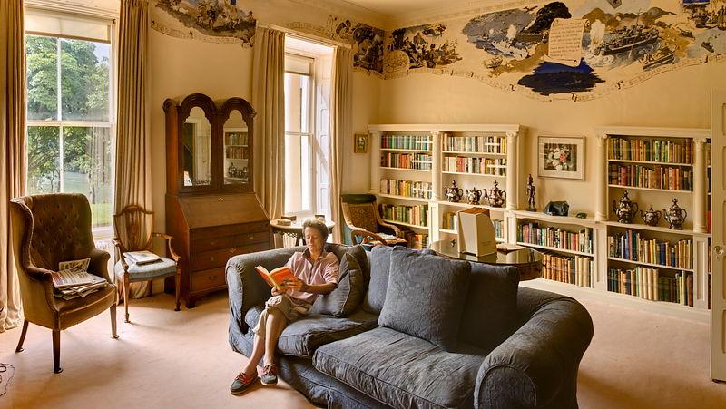 Ashfield Library Study Room