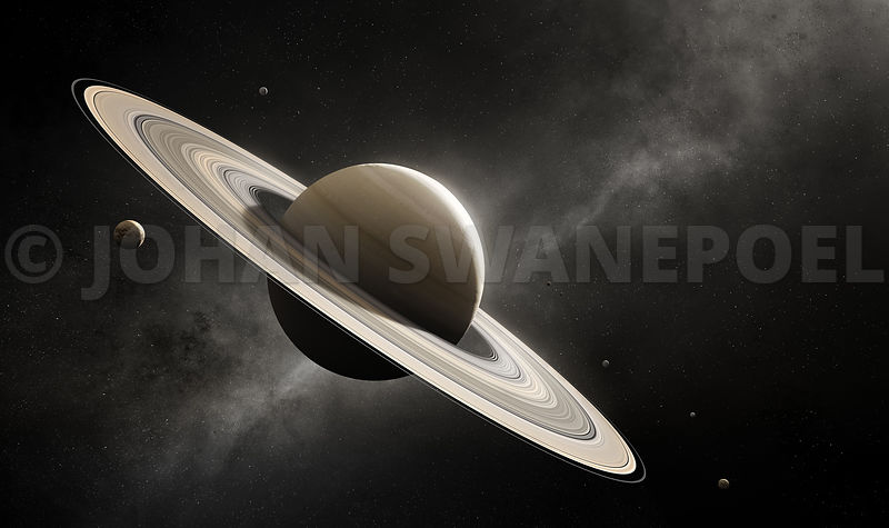 Johan Swanepoel Stock Images And Prints Planet Saturn