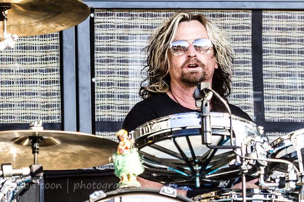 Eric Kretz, drums, Stone Temple Pilots