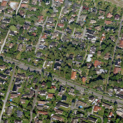 Region Sjaelland aerial photos
