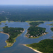 Mashpee aerial photos