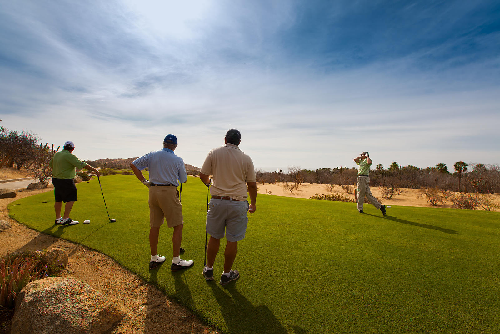 Image result for teeing off