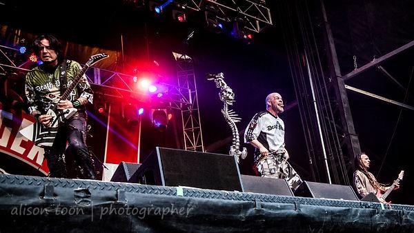 Five Finger Death Punch, Aftershock 2014