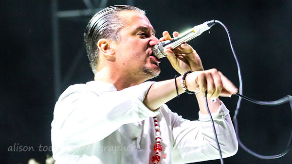 Faith No More… and why camping at festivals is such a good idea