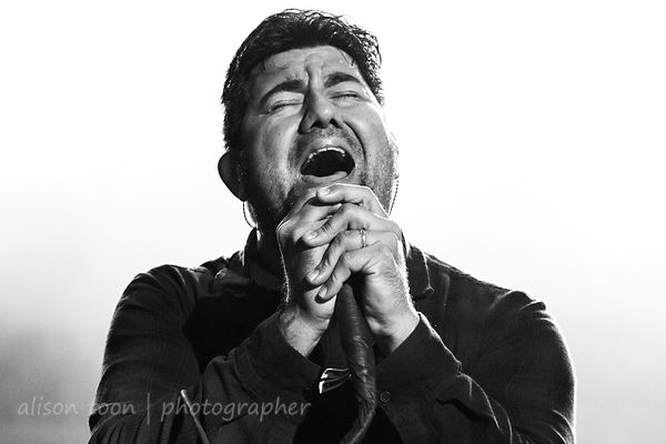 Deftones, ginormous home-town crowd at #Aftershock, and a new album coming soon