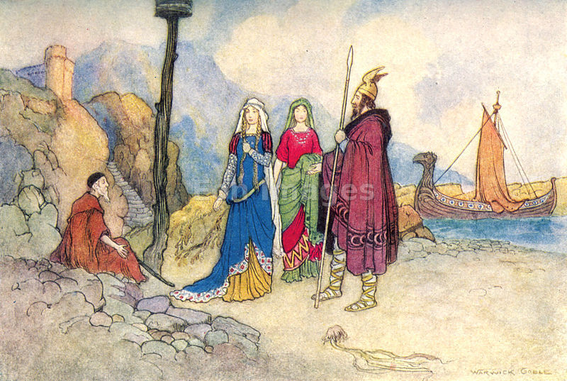 canterbury tale the man of laws tale Studies the differences between chaucer's man of law's tale and its source,  nicholas trivet's les chronicles, noting how chaucer streamlined its details,  added.