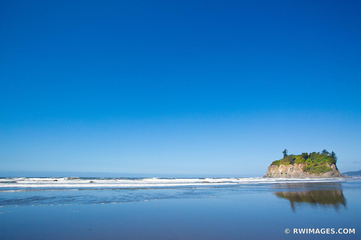 Photo print of seastack at ruby beach olympic national for Photography prints to buy
