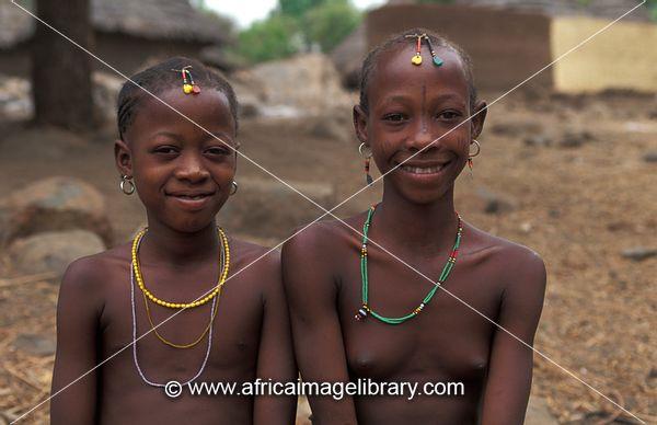 Girl africa se
