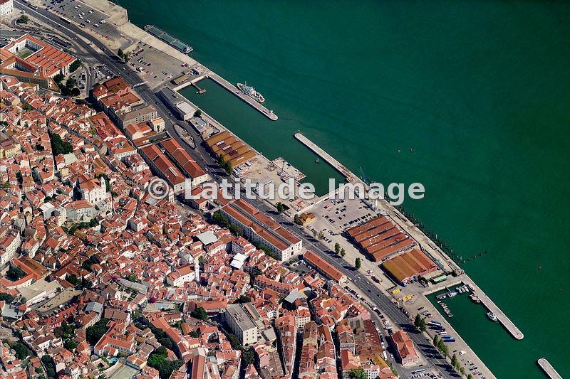Latitude Image Jardim Do Tabaco Aerial Photo