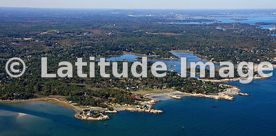 Cohasset, From The South. Cohasset