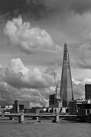 Portrait of the Shard