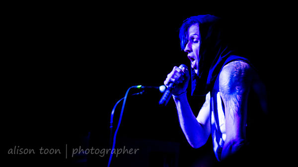 Jay Gordon, vocals, Orgy
