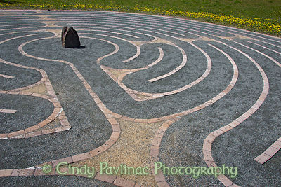 Glenwood Labyrinth, Church of the Redeemer, San Rafael, CA